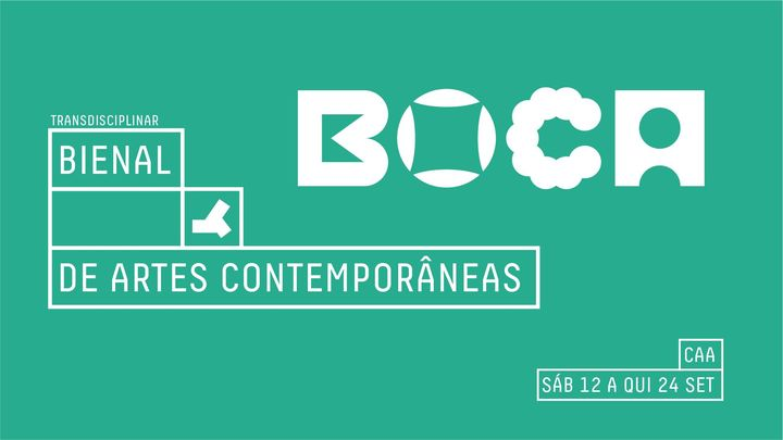 Bienal de Artes Contemporâneas - BoCA