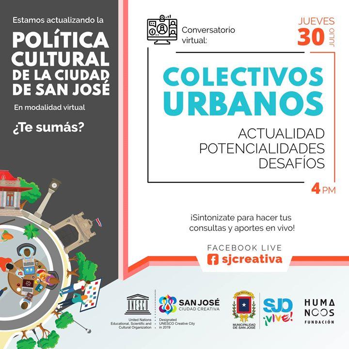 Conversatorio Virtual: Colectivos Urbanos