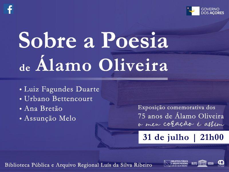 """Painel """"Sobre a Poesia de Álamo Oliveira - Exposição """"O Meu Coração é Assim"""" -"""
