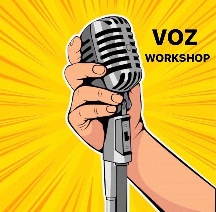 Workshop de Voz com Maria Mila - 6 €