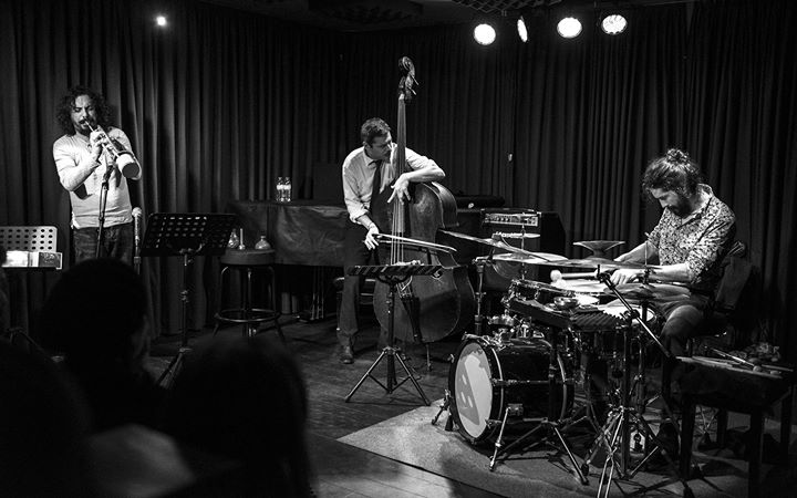 Luís Vicente, Hugo Antunes e Pedro Melo Alves   Jazz 2020