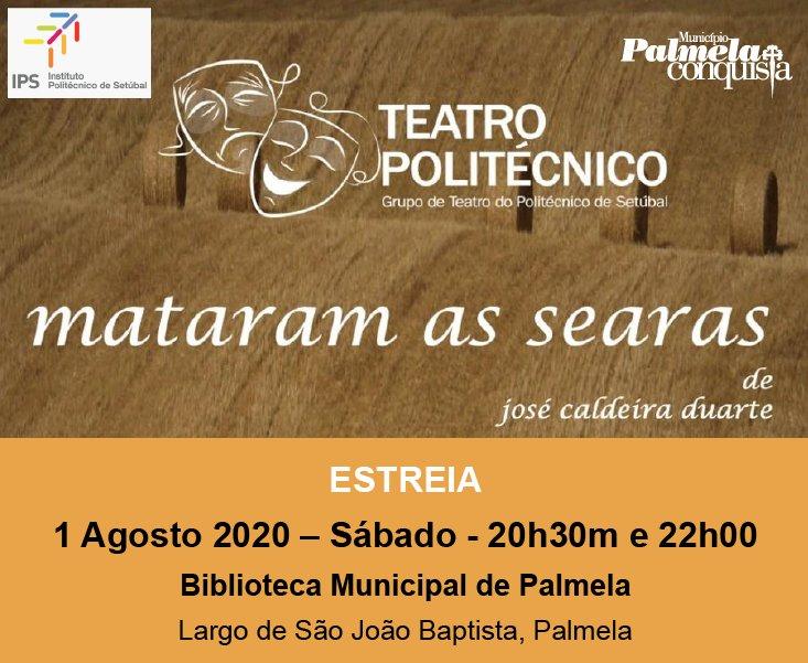 'MATARAM AS SEARAS' PELO GRUPO DE TEATRO DO ...