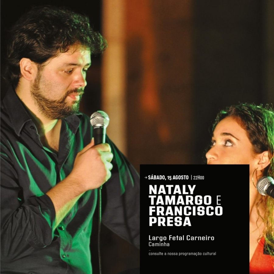 NATALY TAMARGO E FRANCISCO PRESA - VILAS PEOPLE