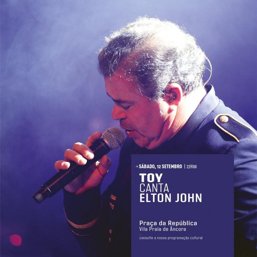 TOY canta ELTON JOHN