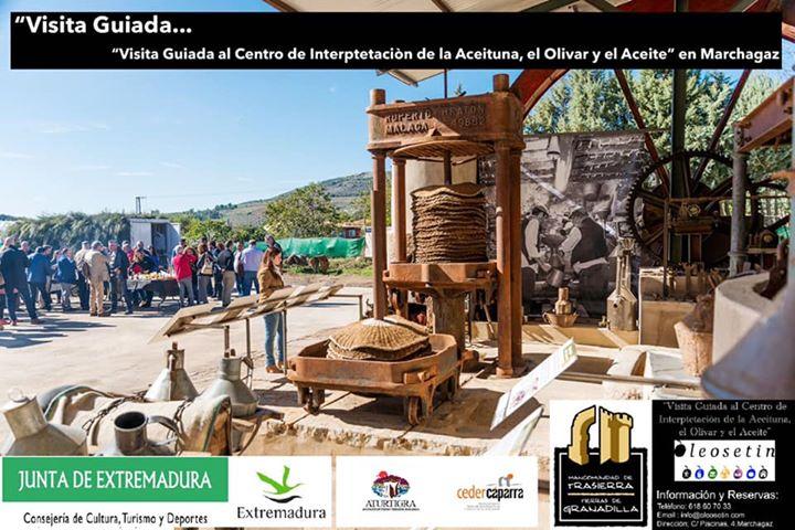 Visita Guiada Gratuita al Centro de Interpretación de Oleosetin