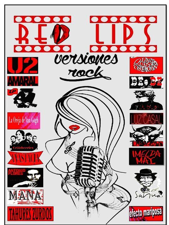 RED LIPS en concierto