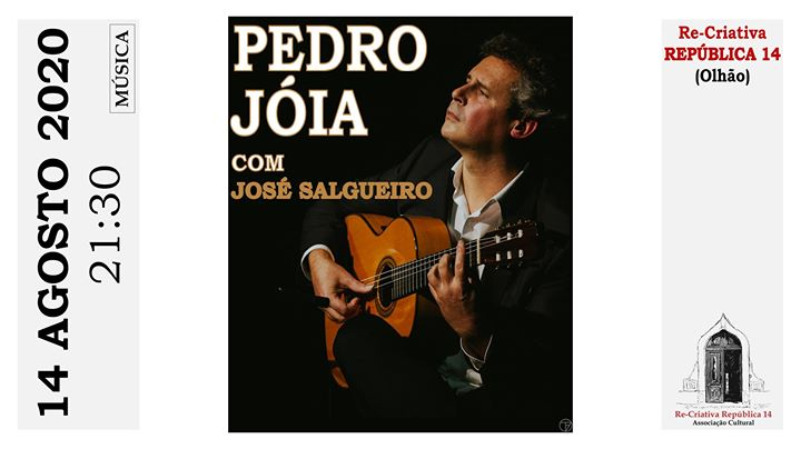 Pedro Jóia c/ José Salgueiro