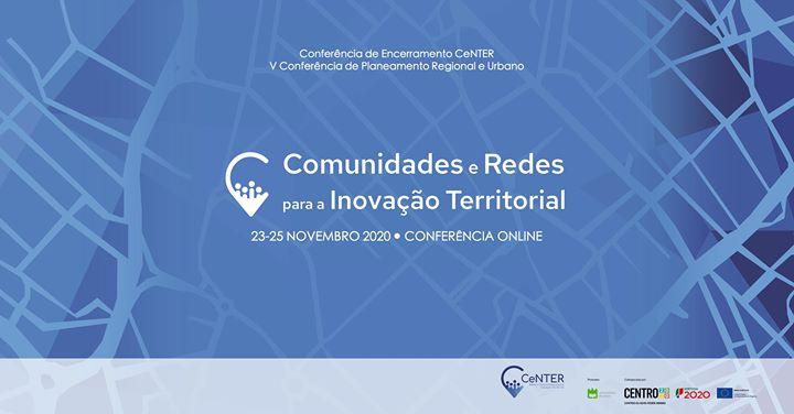 Conferência Internacional 'COMUNIDADES E REDES PARA A INOVAÇÃO TERRITORIAL'