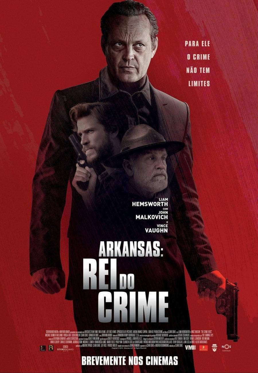 ARKANSAS: REI DO CRIME