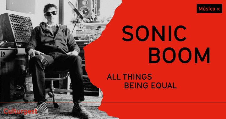 Sonic Boom: All Things Being Equal x Música