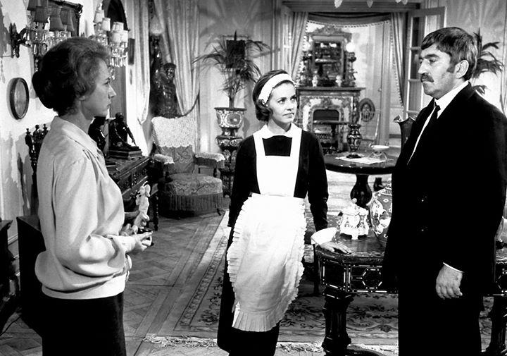 Diário de uma Criada de Quarto, um filme de Luis Buñuel