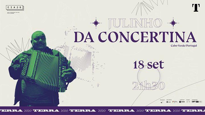Julinho da Concertina (Cabo Verde/ Portugal) - Terra