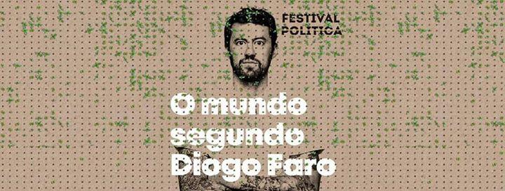 O mundo segundo Diogo Faro