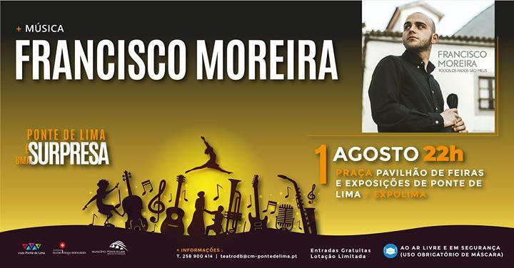 Francisco Moreira | Todos os Fados São Meus