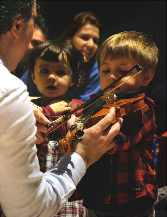 Orquestra para Bebés