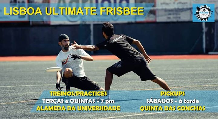 Lisbon Ultimate Frisbee Training - 54 (2019/20)