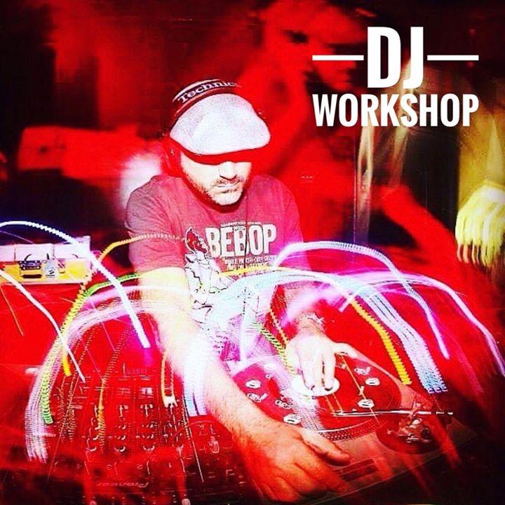 Workshop DJ - Mok Groove, Digital e Analógico - 6 €