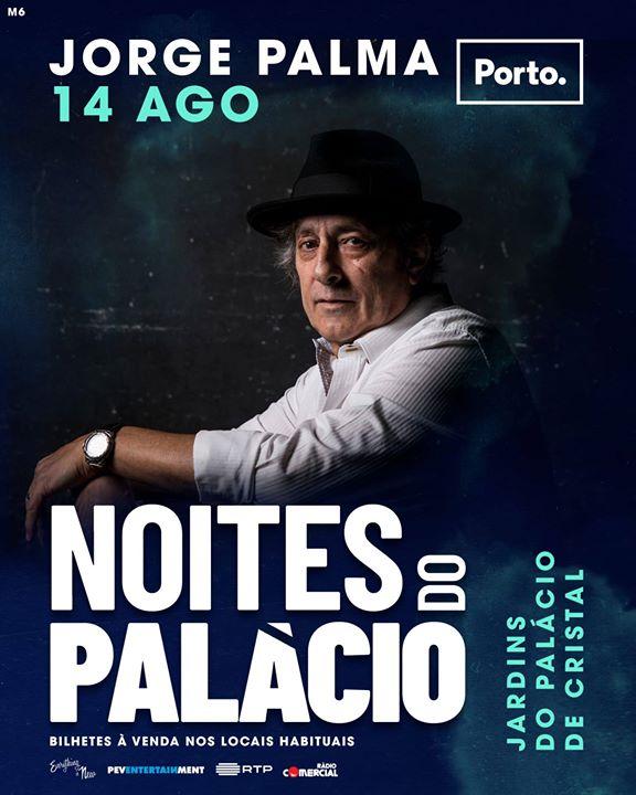 Jorge Palma | Noites do Palácio