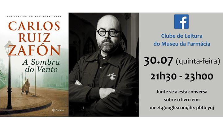 Conversa sobre 'A Sombra do Vento' de Carlos Ruiz Zafón