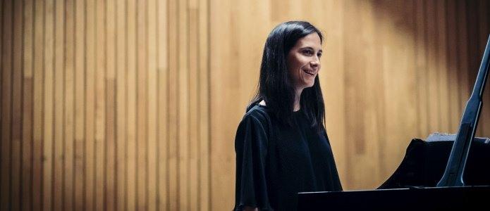 Joana Gama: Palestra ao piano sobre Hans Otte