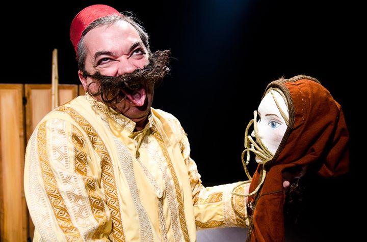 Lenda das Amendoeiras em Flor - Teatro Extremo