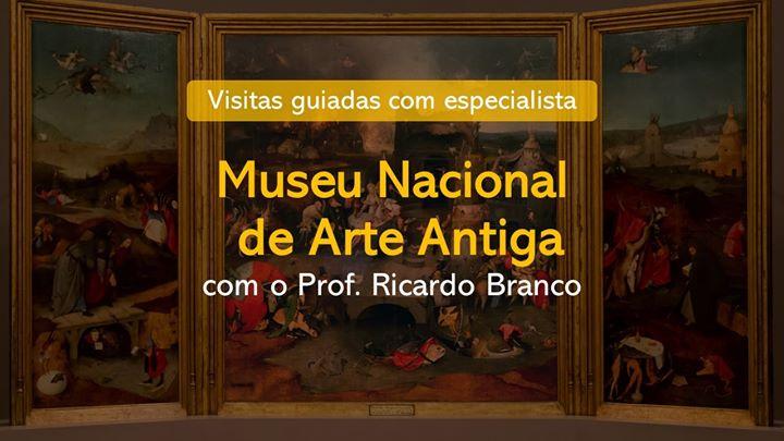 Visita guiada do Museu Nacional de Arte Antiga