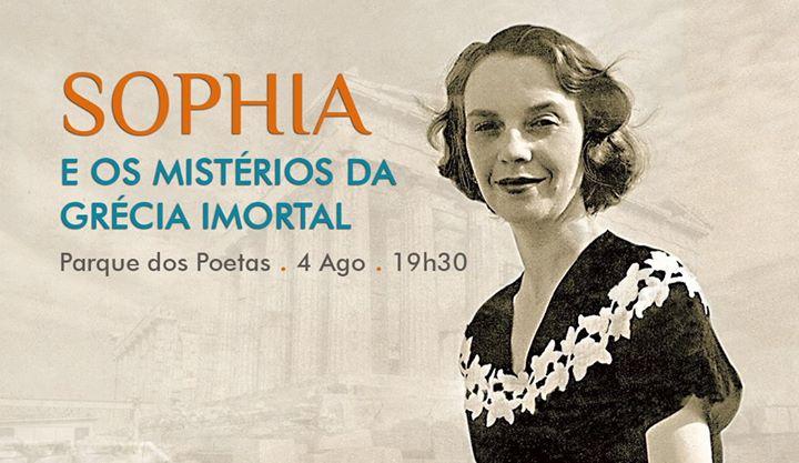 Sophia de Mello Breyner e os Mistérios da Grécia Imortal
