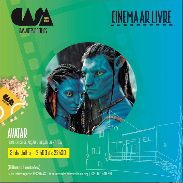 Cinema Ar Livre - Avatar