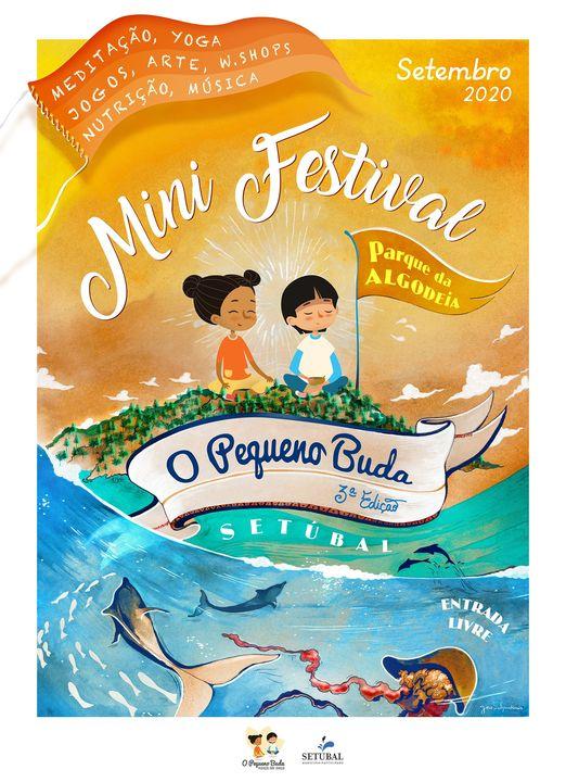 Mini Festival O Pequeno Buda 2020