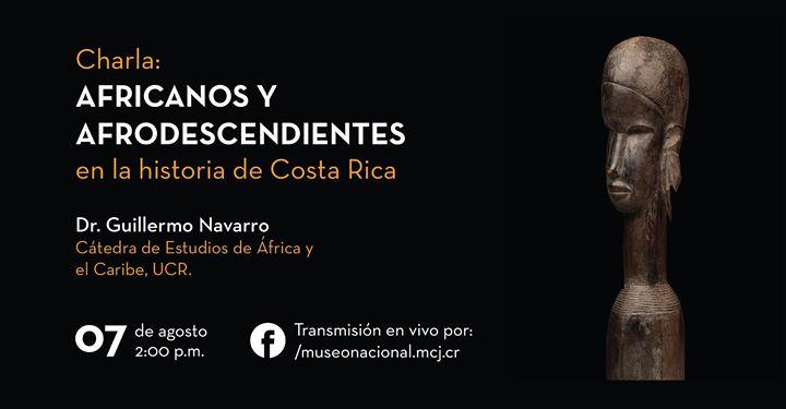 Africanos y afrodescendientes en la historia de Costa Rica