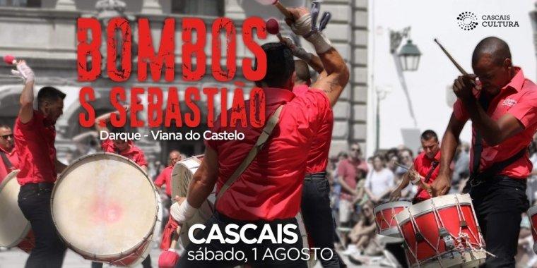 Bombos de S. Sebastião (Viana do Castelo) no Bairro dos Museus