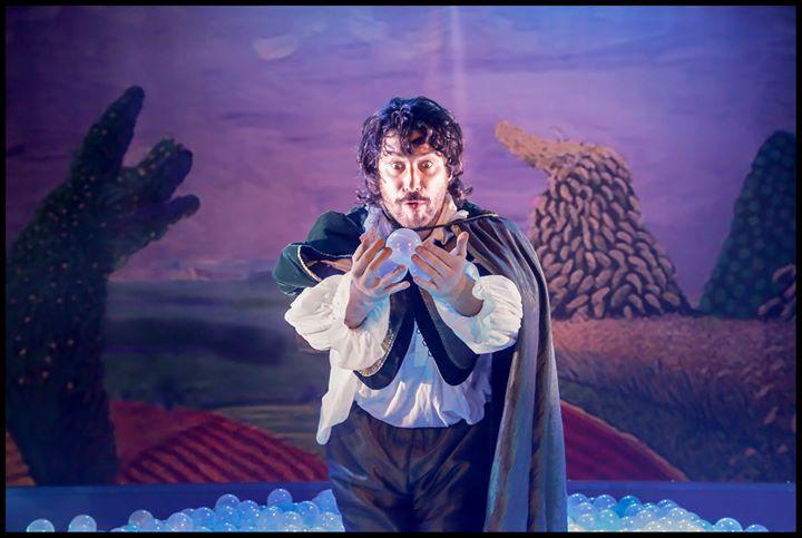Händel lá com essa música | Companhia de Teatro de Almada