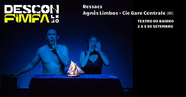 Ressacs - Descon'FIMFA no Teatro do Bairro