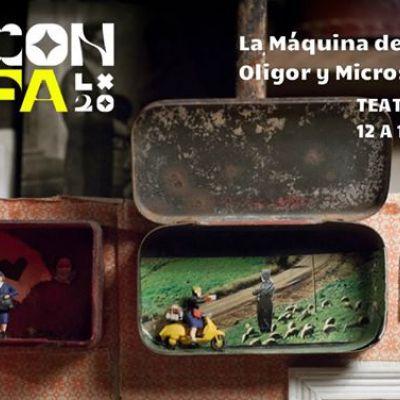 La Máquina de La Soledad - Descon'FIMFA no Teatro do Bairro
