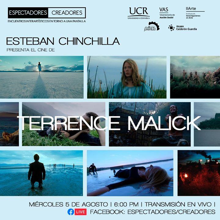 Esteban Chinchilla presenta el cine de Terrence Malick