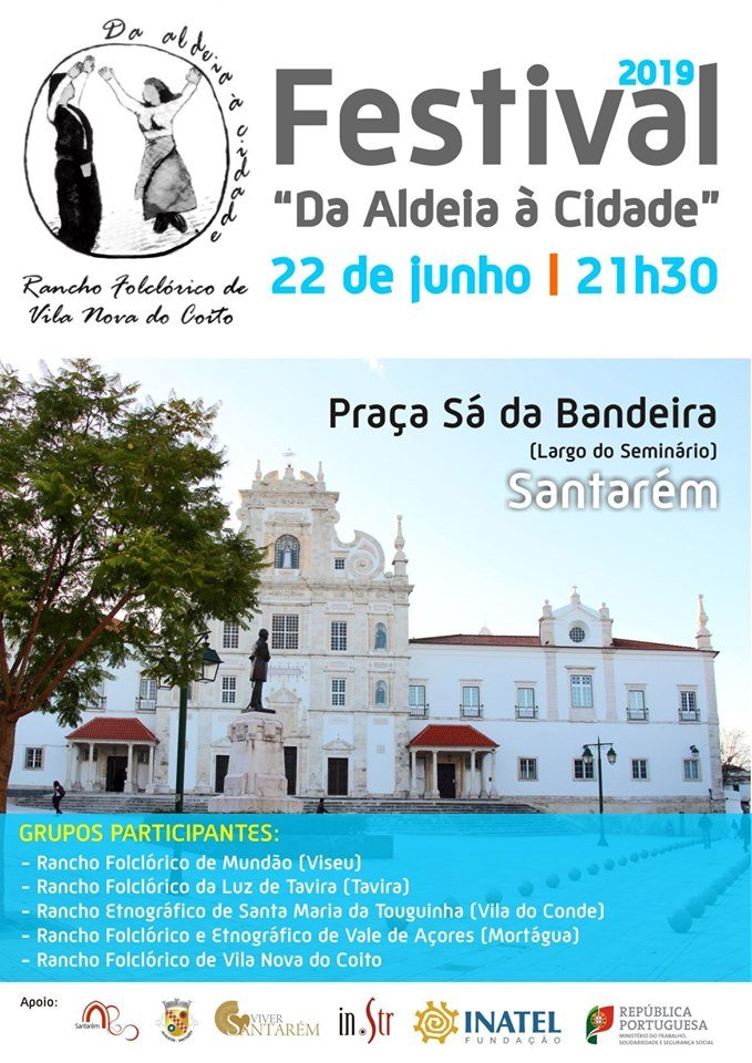 """Festival de Folclore """"Da Aldeia à Cidade"""""""