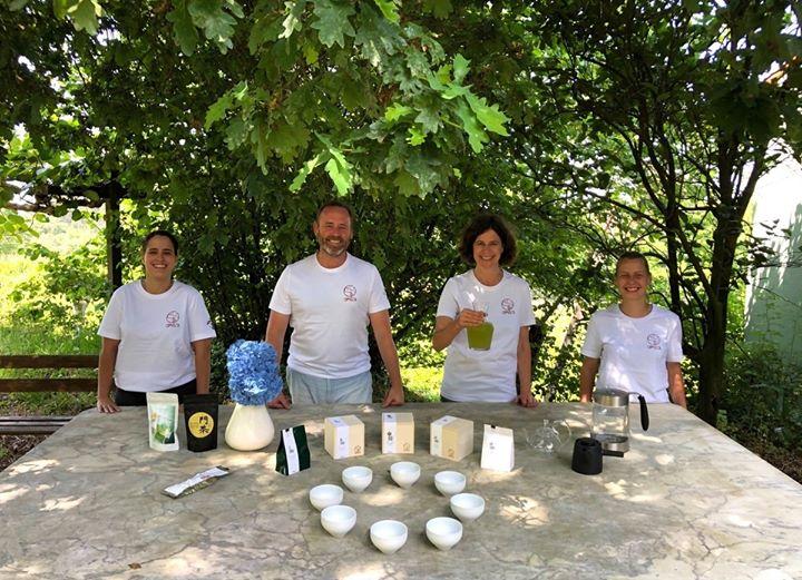Visita Plantação com degustação de chás