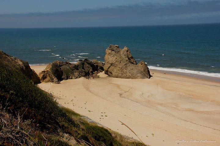 Praias e Arribas da Costa de Prata