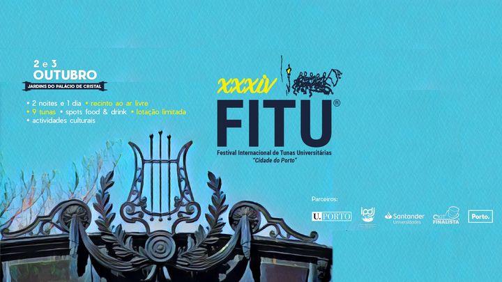34º FITU® 'Cidade do Porto'