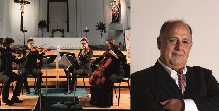 FIMPV - Concerto Quarteto Verazin e António Saiote