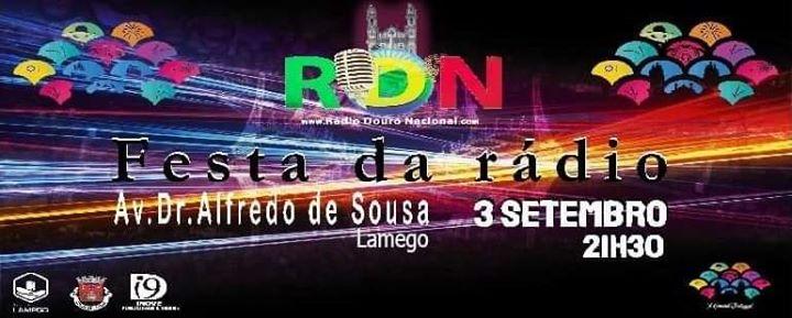 Festa Rádio Douro Nacional 2020 (CANCELADO)