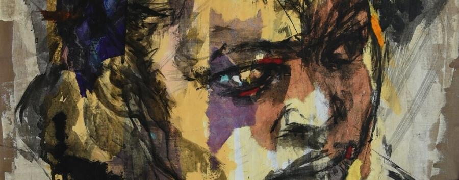 Exposição 'Através da Pele' de Tony Cassanelli