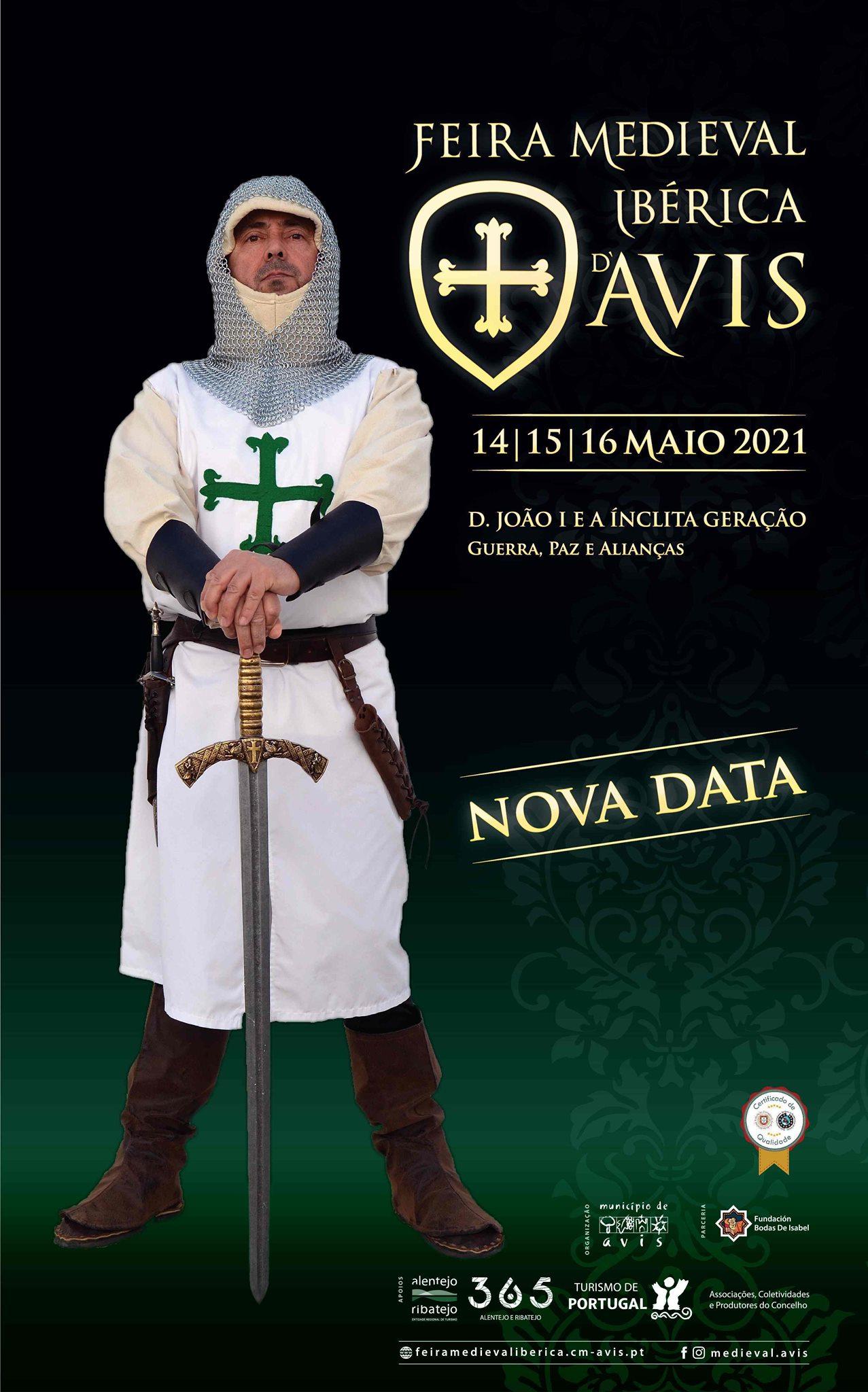 Feira Medieval Ibérica de Avis 2021