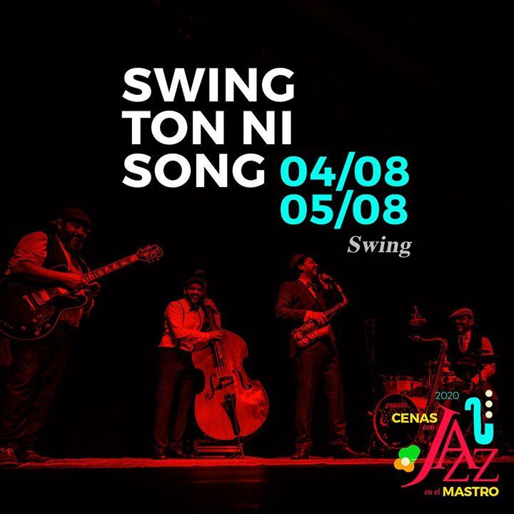 Swing Ton Ni Song / 05 Agosto 2020 / Cáceres