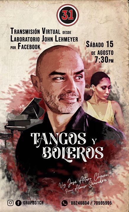 Tangos y Boleros