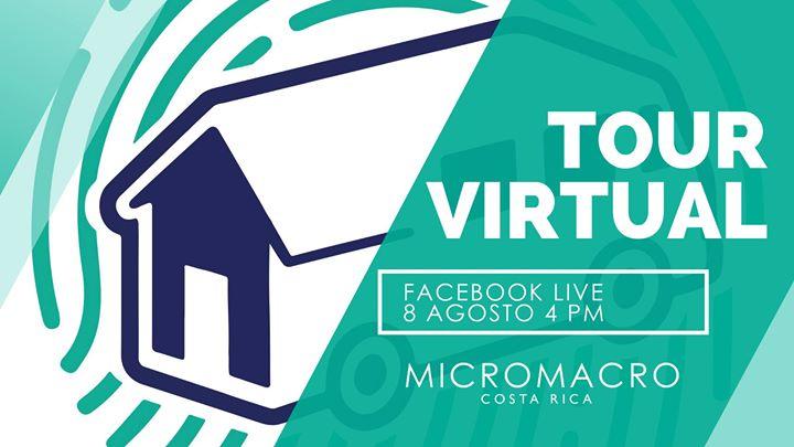 Tour Virtual del Bus convertido en casa
