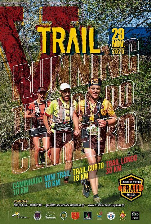 V Trail Running Trilhos do Ceireiro