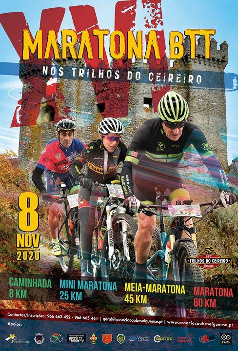 XVI Maratona de BTT Trilhos do Ceireiro