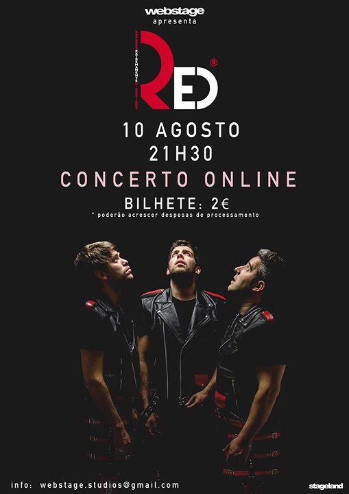 Concerto online - RED
