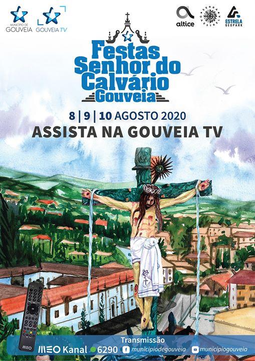 Festas do Senhor do Calvário 2020